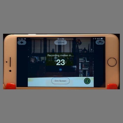 שפע אבטחה - מצלמות אבטחה באייפון