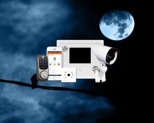 מערכות מיגון ואבטחה שפע אבטחה מצלמות אבטחה