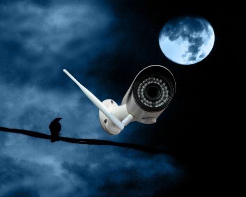 מצלמות אלחוטיות שפע אבטחה מצלמות אבטחה