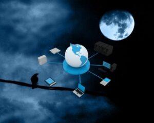 רשתות תקשורת שפע אבטחה מצלמות אבטחה