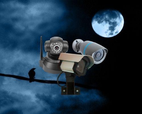 התקנת מצלמות אבטחה לבית – בשביל מה זה טוב?