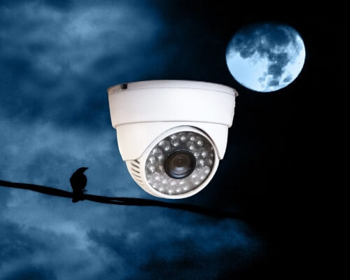 מצלמות אבטחה ביתיות