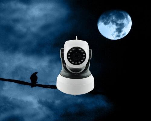 מצלמת ip אלחוטית שפע אבטחה