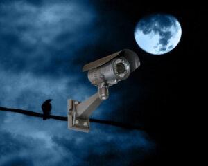 מצלמת אבטחה חיצונית שפע אבטחה מצלמות אבטחה