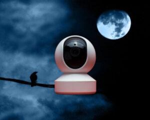 מצלמת אבטחה ביתית